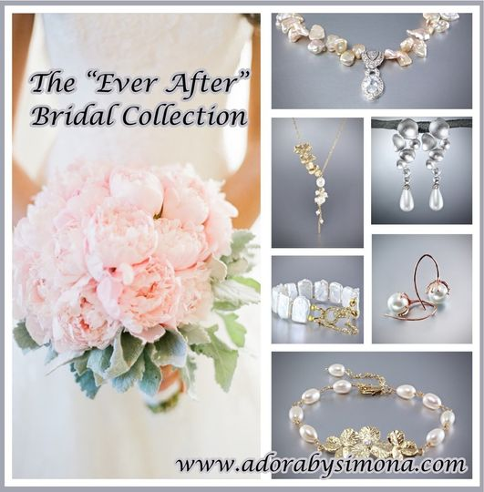 """The """"Ever After"""" Bridal and Event Collection - Customized Jewelry Packages for the Entire Bridal..."""