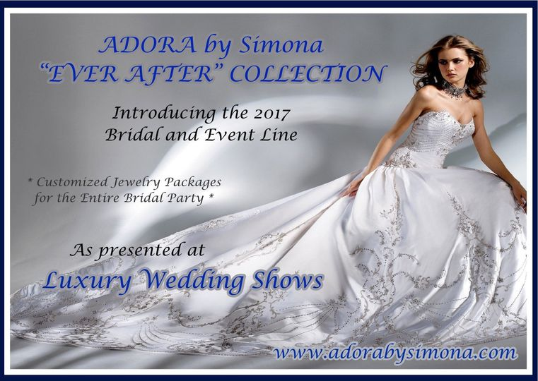 """2017 """"EVER AFTER"""" Bridal and Event Collection"""