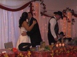 Wedding from October 2006