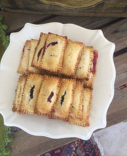 Blackberry Mini Handpies