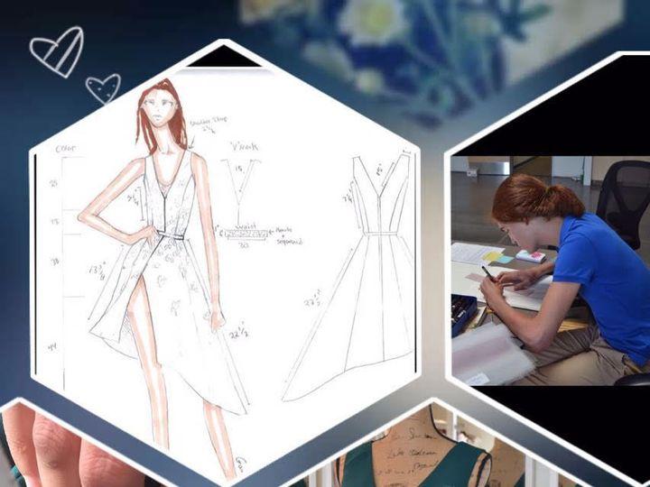 Tmx 1444062264404 A Designer At Work1 Carlsbad wedding dress