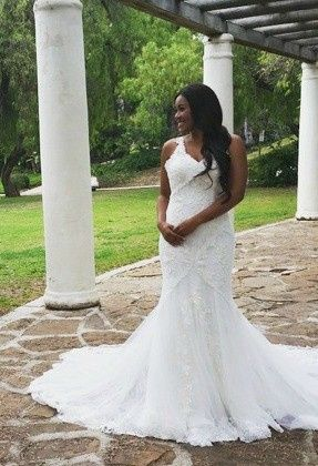 Tmx 1444066408031 Bridal Trumpet Front View2 Carlsbad wedding dress
