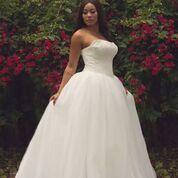 Tmx 1444066621599 Bridal Ball Gown 3 Carlsbad wedding dress