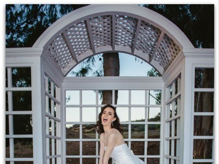 Tmx 1452809849139 20151210jonesphotographycompanysandeigoweddings 07 Carlsbad wedding dress