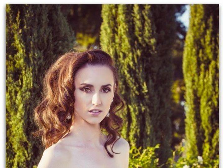 Tmx 1452809884715 20151210jonesphotographycompanysandeigoweddings 11 Carlsbad wedding dress