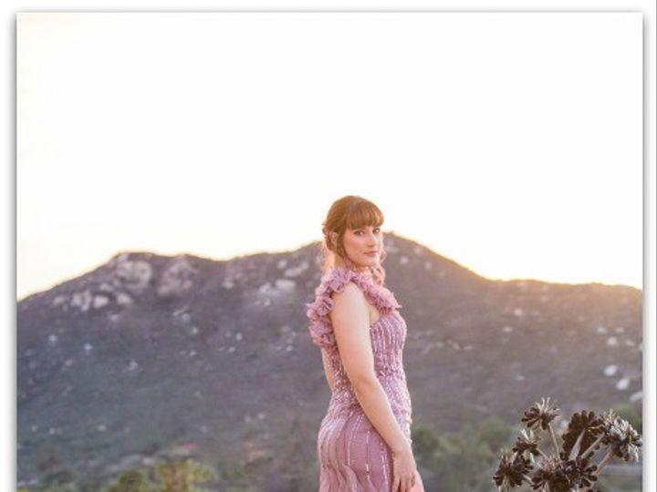 Tmx 1452809987341 20151210jonesphotographycompanysandeigoweddings 10 Carlsbad wedding dress