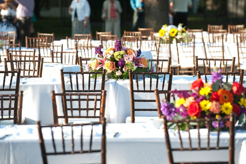 You can plan all your wedding events here, from the rehearsal dinner, to the ceremony, to the...