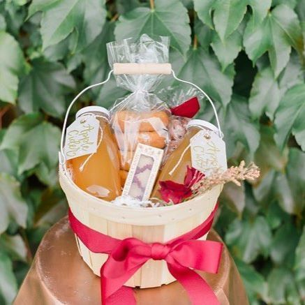 Fall Wedding Welcome Gift