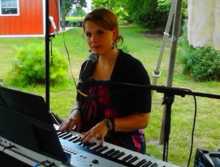 www.NebraskaWeddingMusic.com  LIVE PIANO & VOCAL CEREMONY & COCKTAIL HOUR MUSIC