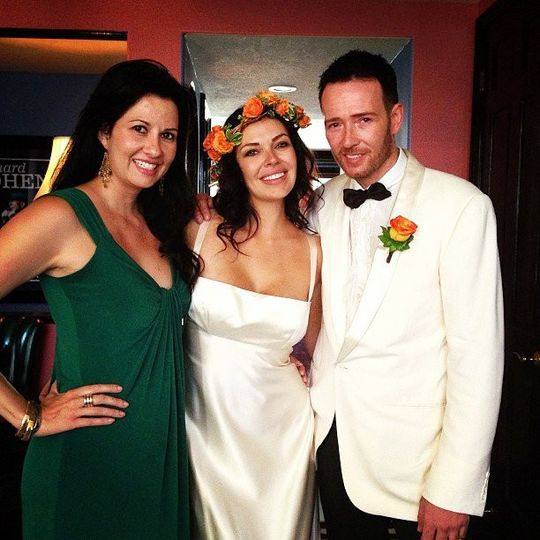 LA Wedding Woman, Maria, was lucky enough to marry the amazing and talented Scott Weiland and his...