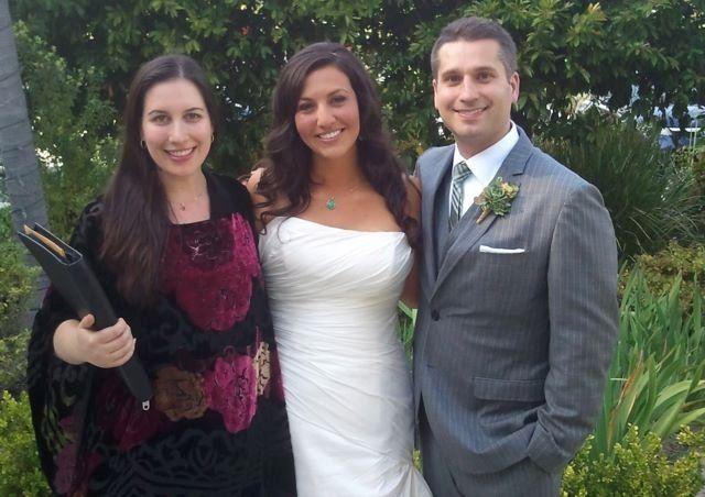 Tmx 1359072598188 LandonNicole Valley Village, California wedding officiant