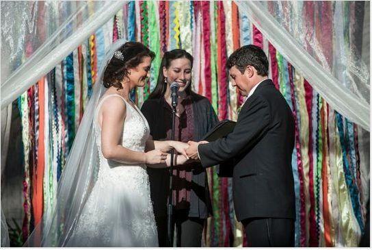 Tmx 1359072632798 ElysiaMattMaurissaceremony2 Valley Village, California wedding officiant