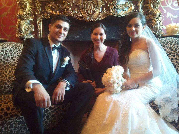Tmx 1359072657764 20120511FarhadNazrin Valley Village, California wedding officiant