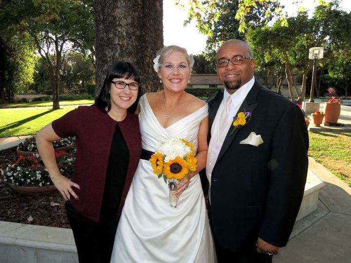 Tmx 1359072871517 ArielleXavierSarah Valley Village, California wedding officiant