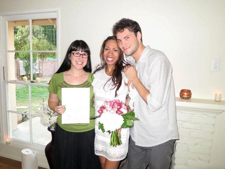 Tmx 1359072881881 ArielleGiladKala Valley Village, California wedding officiant