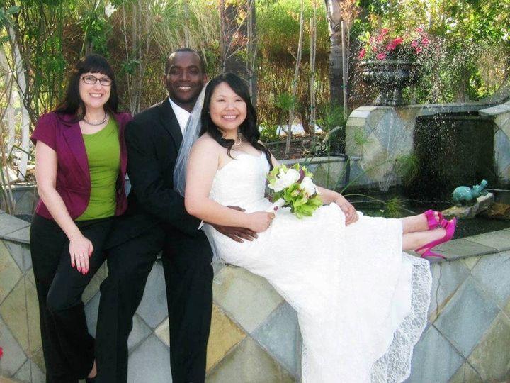 Tmx 1359072888520 Ariellewithclients Valley Village, California wedding officiant