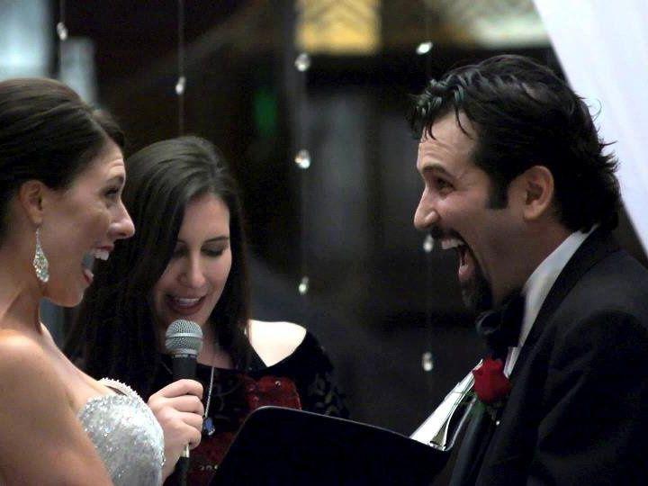 Tmx 1359072921808 ElysiaJanelleKambiz Valley Village, California wedding officiant