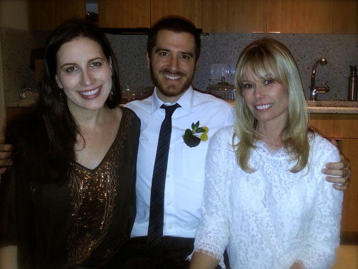 Tmx 1372386942074 Elysia Cynthia Bran Wedding 050313 Valley Village, California wedding officiant