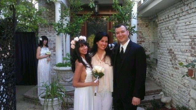 Tmx 1372387013704 Maria Couple 2 051113 Valley Village, California wedding officiant