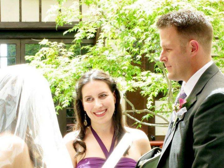 Tmx 1372387016016 Elysia Jen Brian Valley Village, California wedding officiant