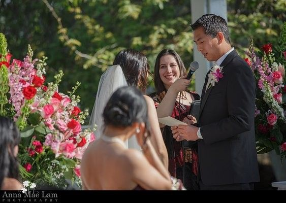 Tmx 1372387020230 Barry Reading Vows Valley Village, California wedding officiant