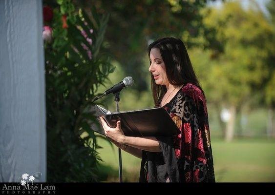 Tmx 1372387022494 Elysia Reading Ceremony Valley Village, California wedding officiant