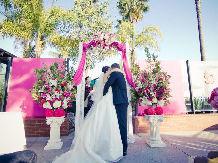 Tmx 1372387855527 Veronica Wedding Kiss Valley Village, California wedding officiant