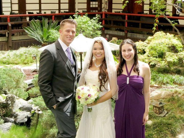 Tmx 1372387902729 Elysia Jenn Brian Wedding Valley Village, California wedding officiant