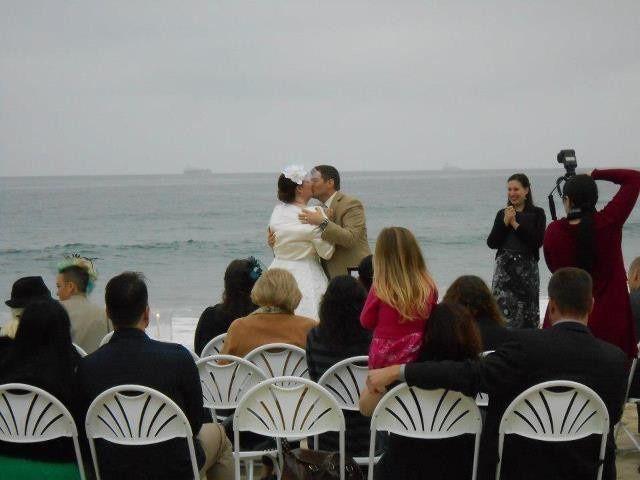 Tmx 1372387906066 Sarah Casey 041313 Valley Village, California wedding officiant
