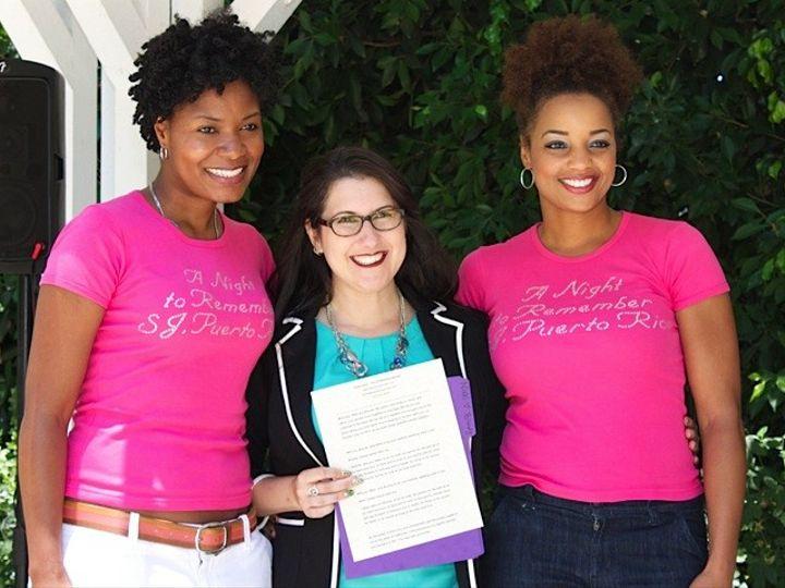 Tmx 1374099318604 Nikki Brandy Arielle Valley Village, California wedding officiant