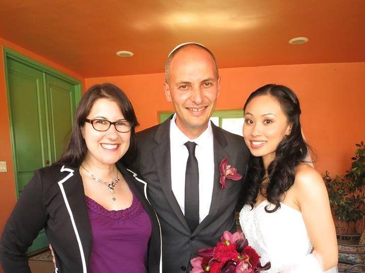 Tmx 1374100887123 Arielle Sophie Leon 071313 Valley Village, California wedding officiant