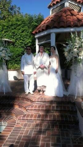 Tmx 1374100916791 Tracy Lloyd Lina 070713 Valley Village, California wedding officiant