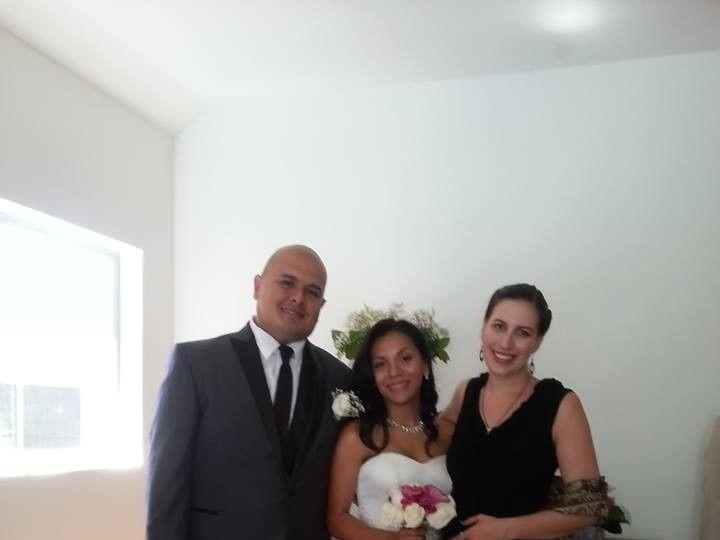 Tmx 1374100918862 Elysia Ivon Diego 070713 Valley Village, California wedding officiant