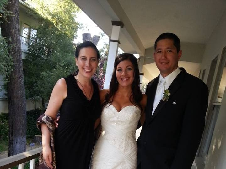 Tmx 1374100926499 Elysia Tim Megan 070613 Valley Village, California wedding officiant