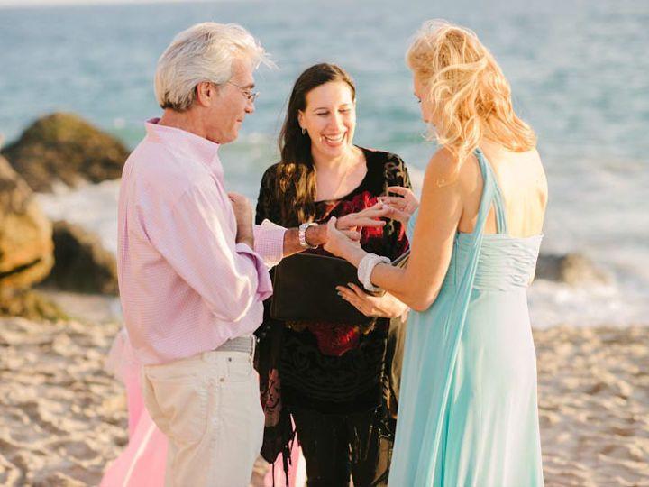 Tmx 1415931364226 0192robynrichard L Ring Exchange Valley Village, California wedding officiant