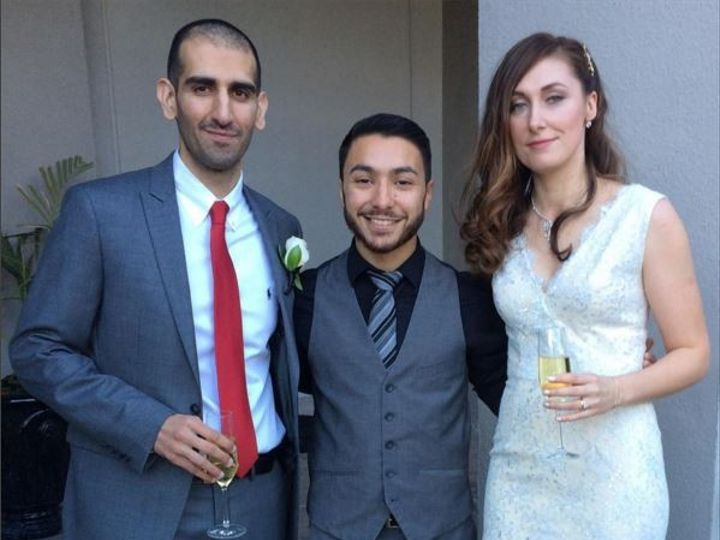 Tmx 1458682697867 Chris Viktoryazubin 1 Valley Village, California wedding officiant