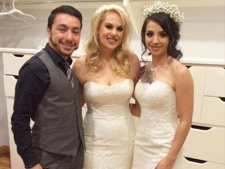 Tmx 1458682697928 Laura  Gloria   03.19.2016 Valley Village, California wedding officiant