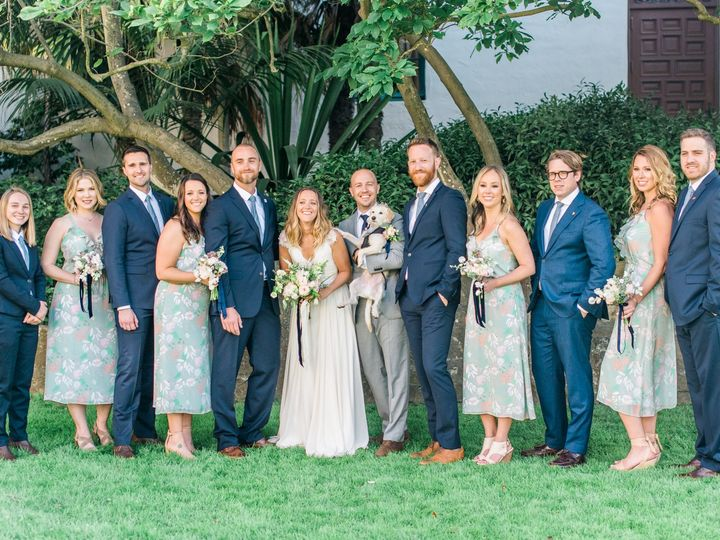 Tmx 7 Bridalparty Family 177 Copy 51 784497 Santa Ynez, California wedding florist