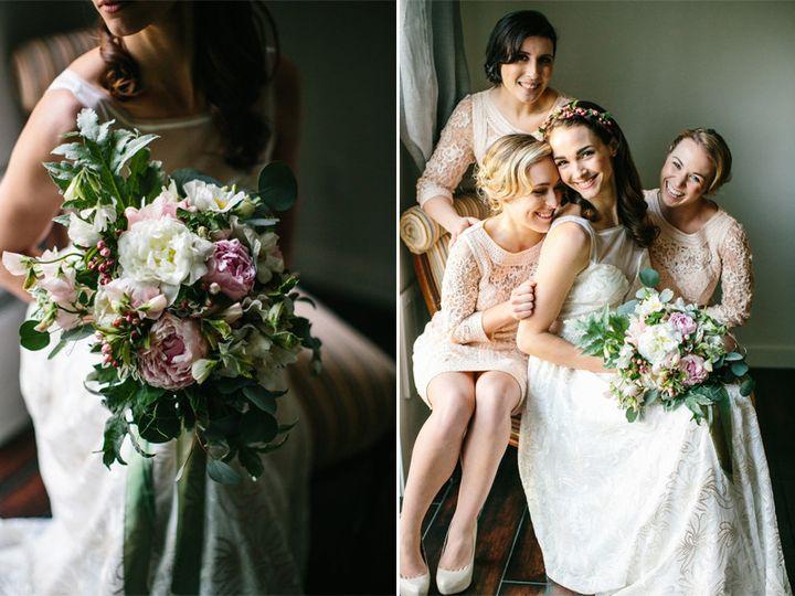 bridal brunch portraits