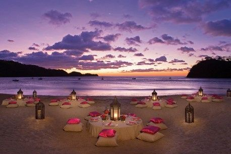 Tmx 1435693477115 Drelmextthemedinnerbeach1a 458x305 Lenexa wedding travel