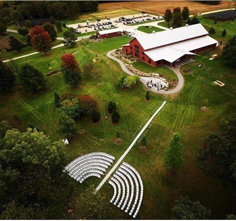 The barn at hornbaker gardens