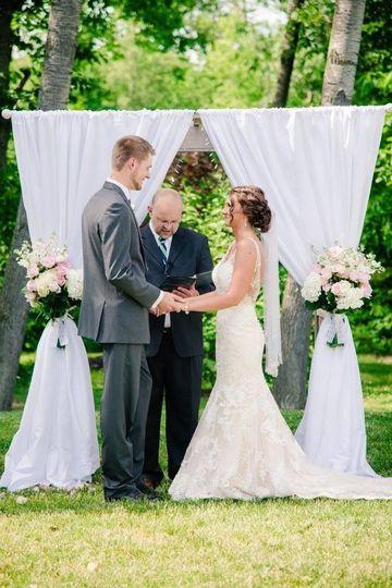Wedding vows | Melissa mata photography