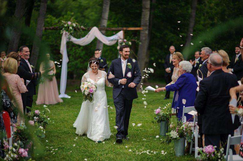 Wedding recession | Seth morris photography