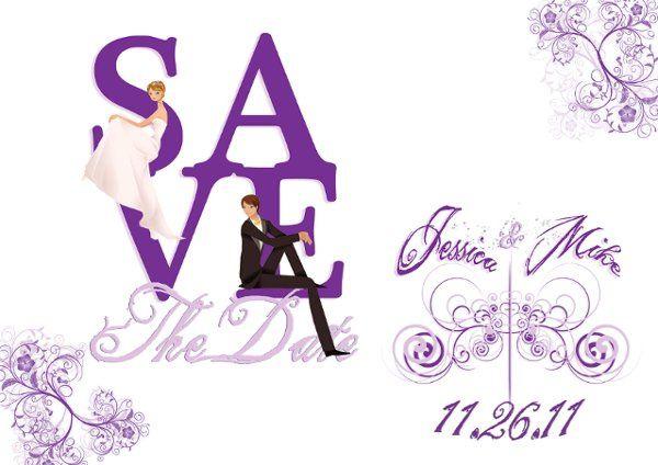 Tmx 1312482457962 JessicaBallowStd Clearwater wedding invitation