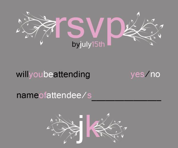 Tmx 1312482478866 Jkrsvp Clearwater wedding invitation