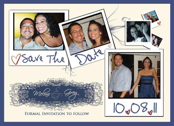Tmx 1312482629313 STDMelinaSample Clearwater wedding invitation