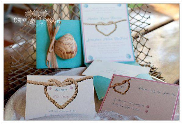 Tmx 1317825635805 Beach Clearwater wedding invitation