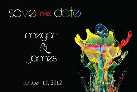 Tmx 1334011062416 SAvethedate Clearwater wedding invitation