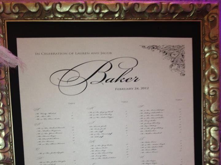 Tmx 1352780802792 Seatingscroll East Brunswick wedding invitation