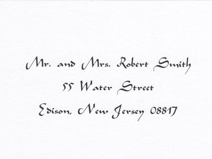 Tmx 1352781305750 Aladdinfont East Brunswick wedding invitation